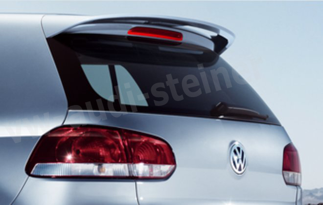 original vw dachspoiler heckspoiler golf 6. Black Bedroom Furniture Sets. Home Design Ideas