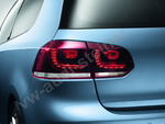 Original VW LED Rückleuchten Golf 6 GTI / GTD