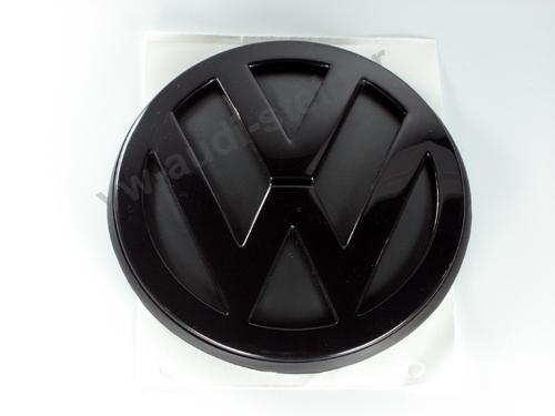 Original audi emblem schwarzes 5